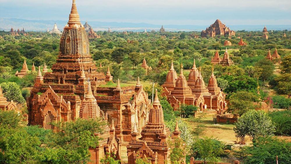 Баганские Храмы