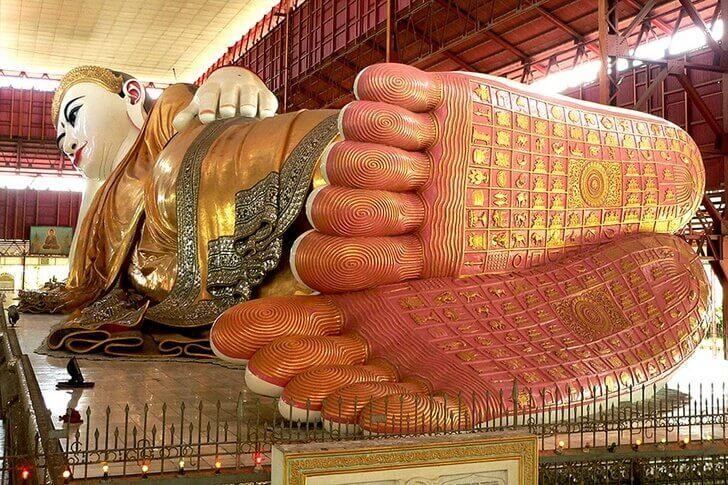 Затерянная пагода Чаутаджи