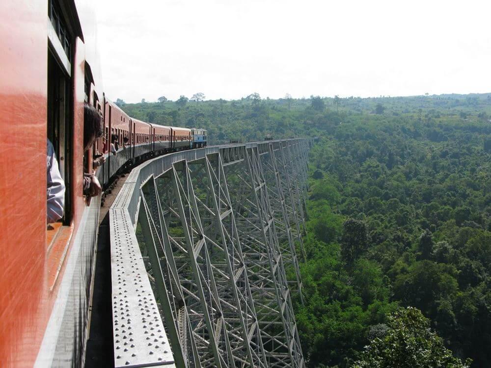 Невероятный мост Гоктейк