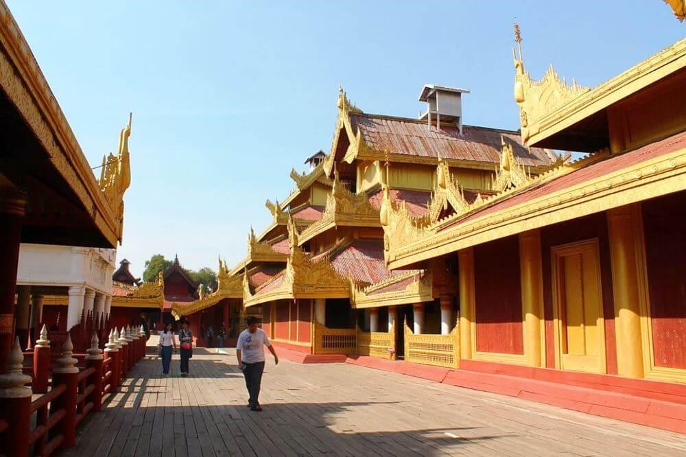Дворец Мандалай