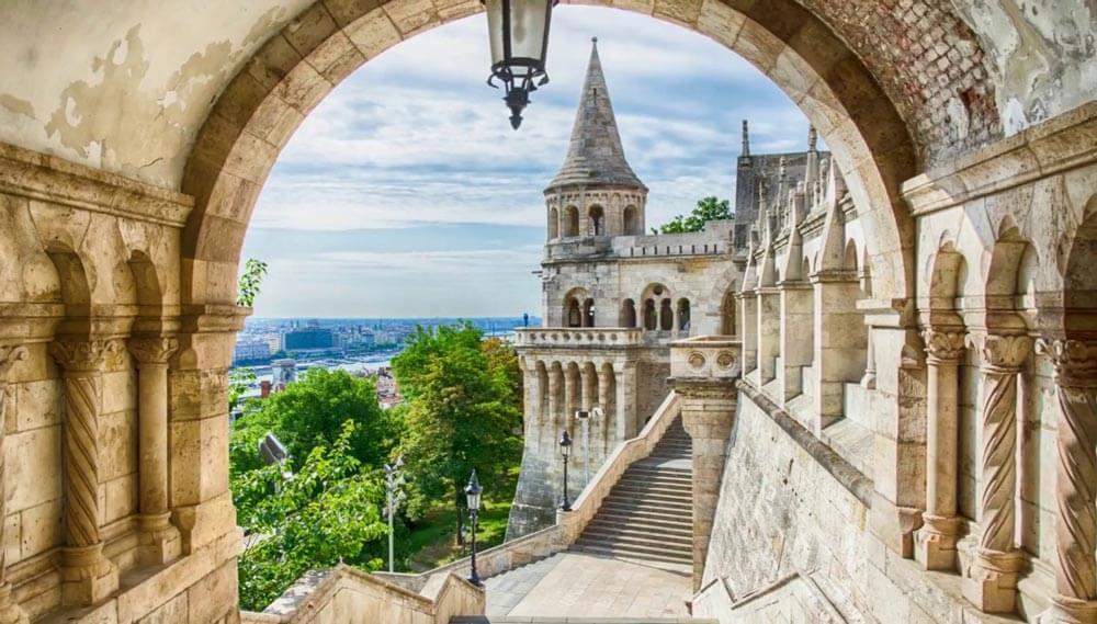 Обзор Рыбацкий бастион Будапешт