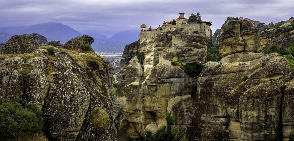 Летающие монастыри