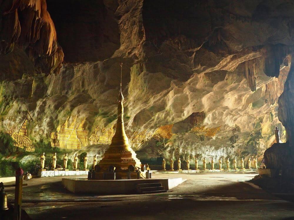 Пещера Саддан