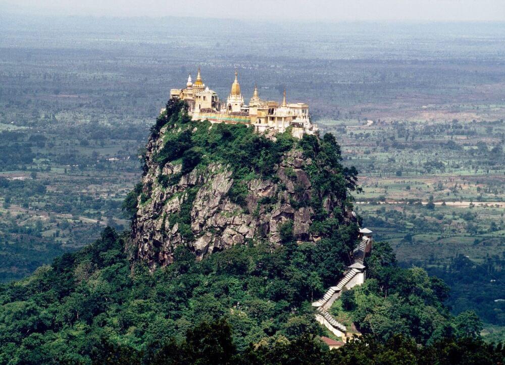 Монастырь Таунг-Калат