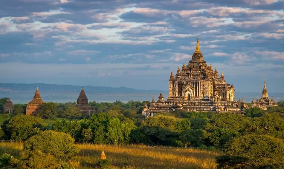 Пагода Татбинью