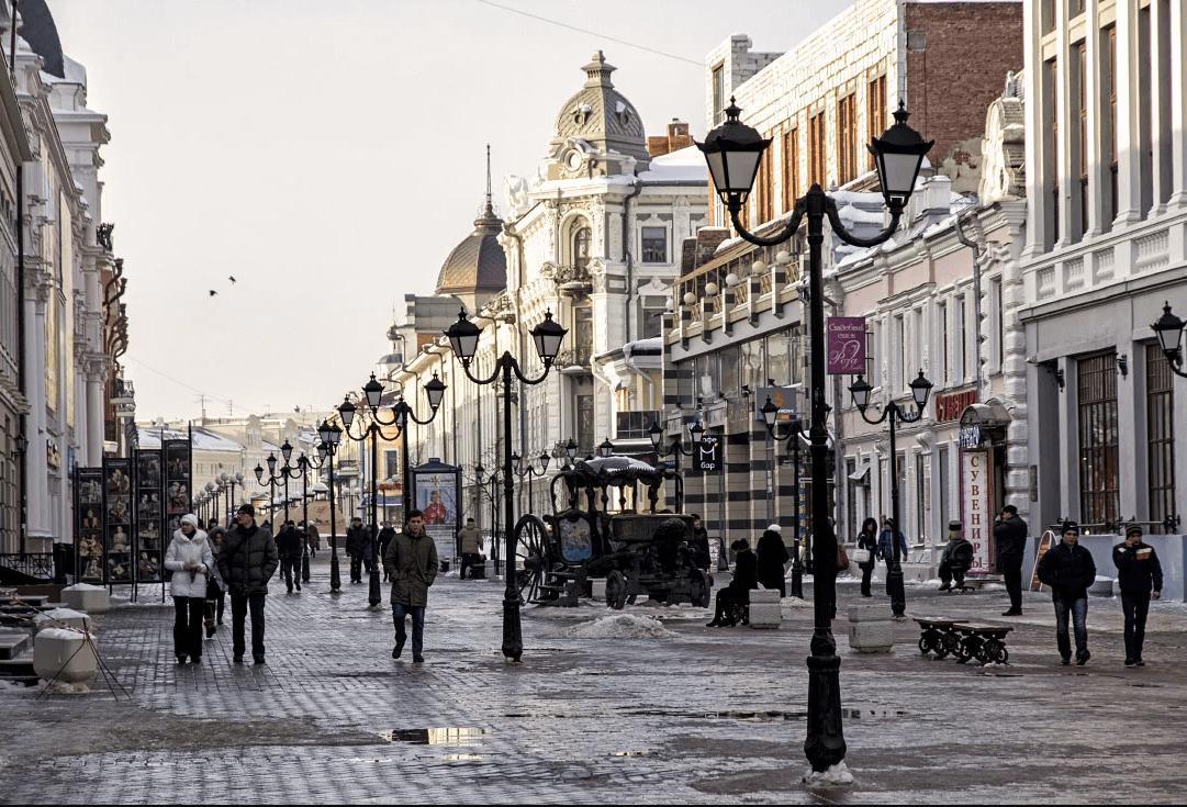 35 достопримечательностей Казани