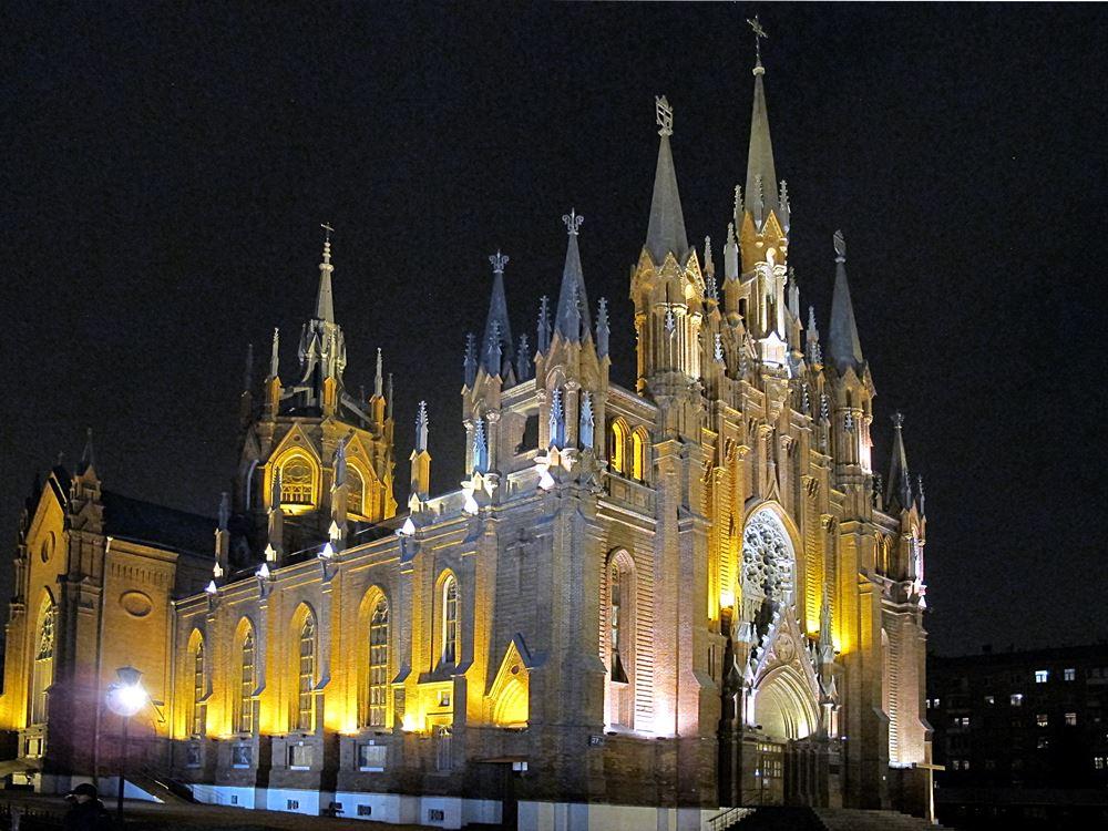 Кафедральный Собор Непорочного зачатия Пресвятой Марии