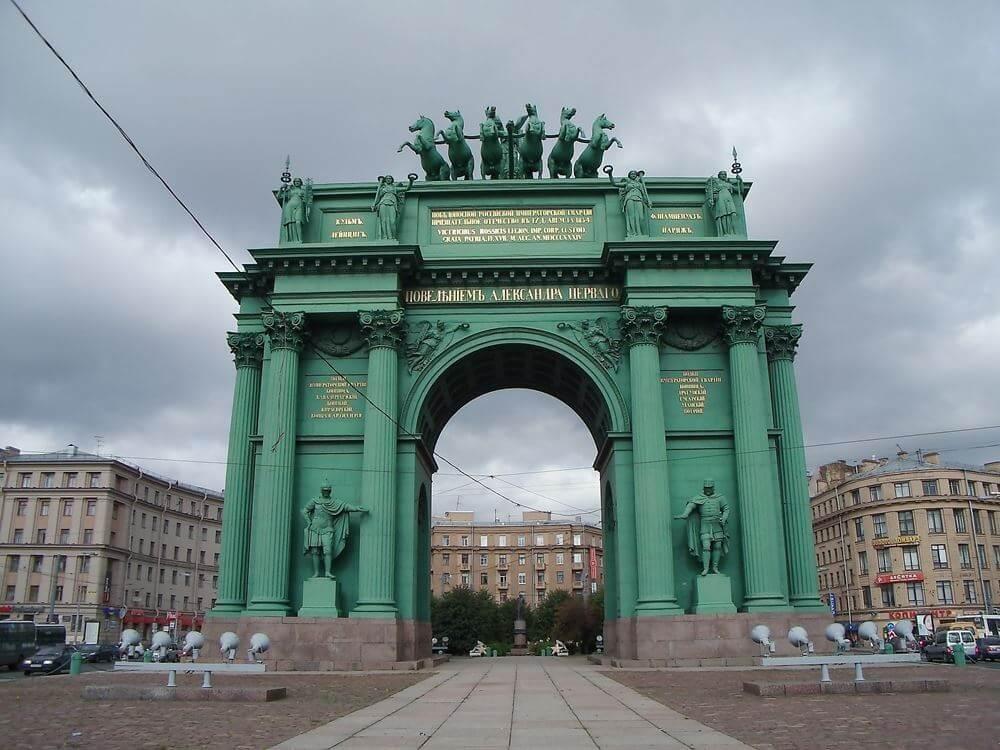 Нарвские ворота
