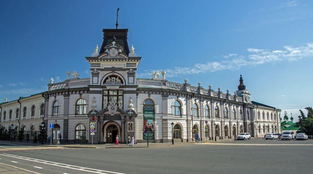 Национальный музей в Казани