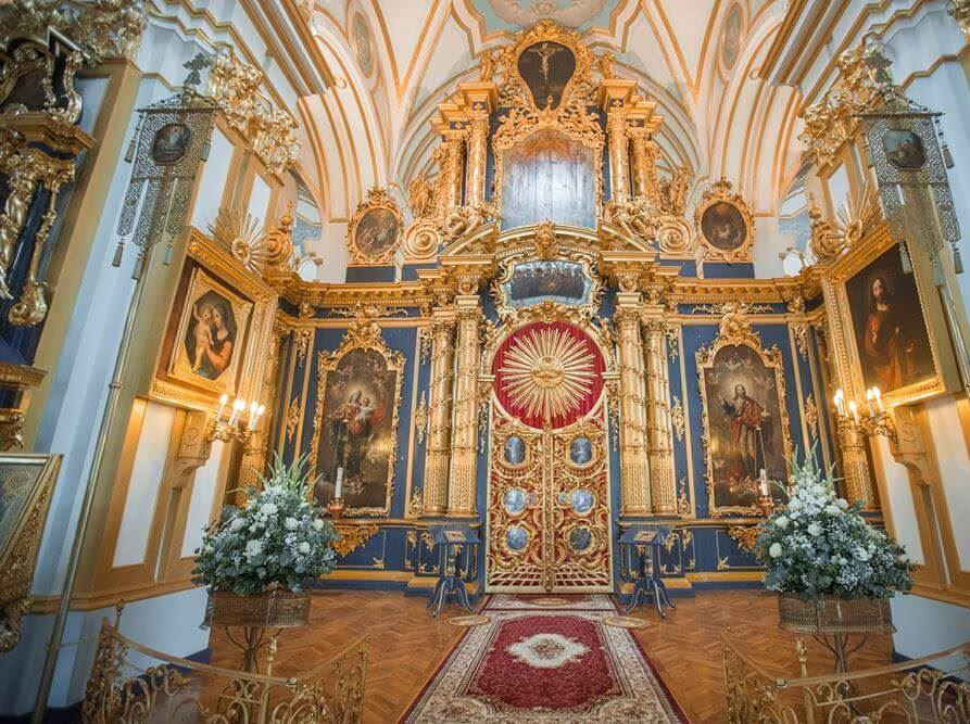 Прекрасный Николаевский собор