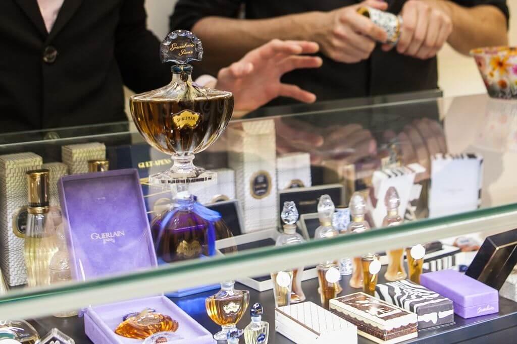 Музей парфюмерии в Москве