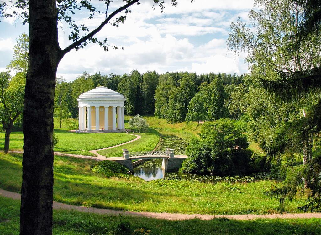 Сады Павловска