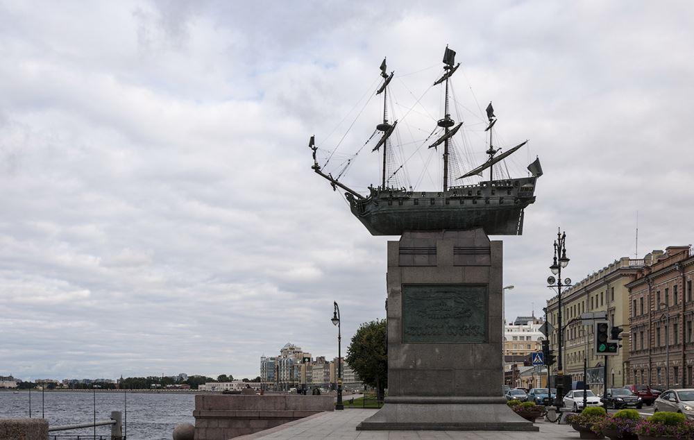 """Памятник """"Полтаве"""""""