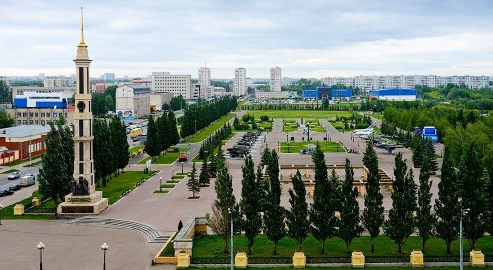 Паре Победы Казань