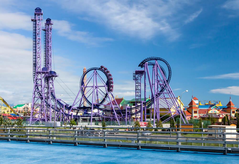 35 достопримечательностей и развлечений в Сочи, Адлере и окрестностях